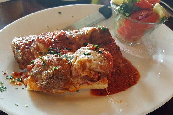 Frank Guido's Little Italy: My Wonderful Meatballs