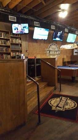 The Library Bar & Grille