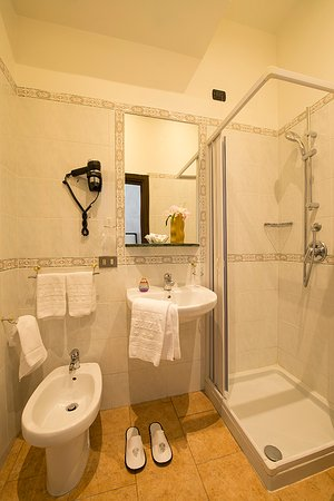 Hotel Delizia: Bagno