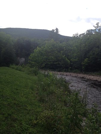 Arlington, VT: Camping on the Battenkill