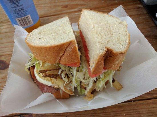Captain Gus' Sandwich Shack & Grill: IMG_20160724_124006_large.jpg
