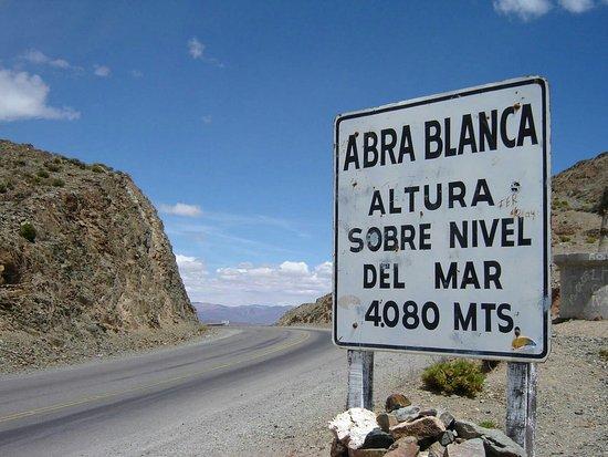 San Antonio de los Cobres, Argentina: 4080msnm