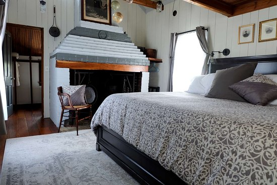 Sharpsburg, MD: Former smokehouse is now the Antietam Suite