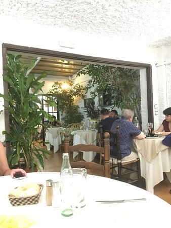 Sant Pol de Mar, España: Restaurant Margot