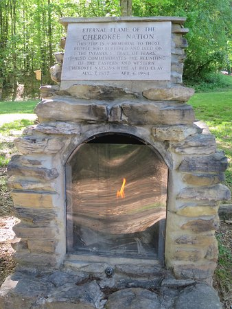 Cleveland, TN: Eternal Flame