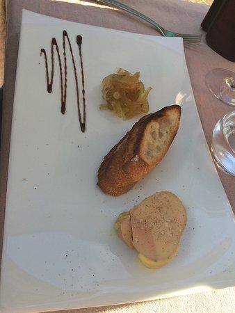 Chinon, França: Heerlijk gegeten !!