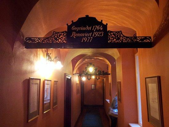 Hotel Konig Von Ungarn Resmi