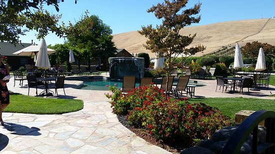 The Purple Orchid Wine Country & Spa Bild