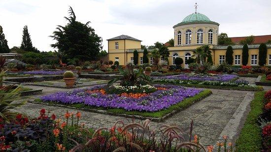 Herrenhauser Garten Picture Of Herrenhaeuser Garten Hannover