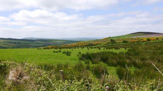 Grianan Aileach Ring Fort: Landschaft
