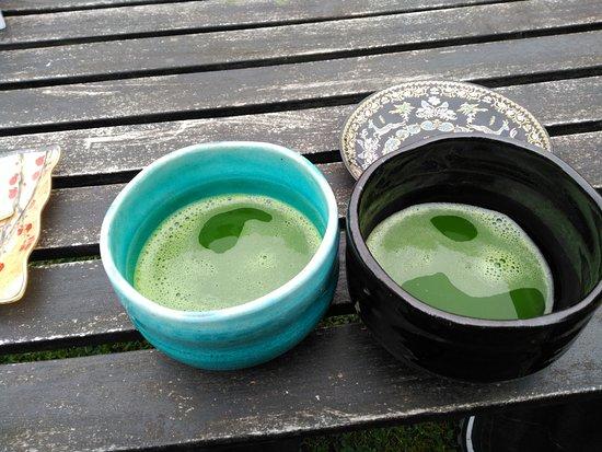 Infiesto, Spanje: té japonés.