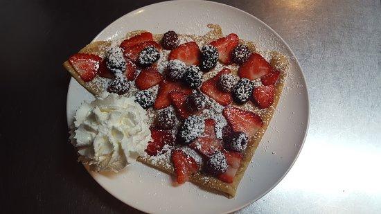 Sunnyvale, Kalifornia: Berry Special