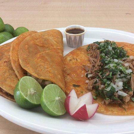 National City, Califórnia: Tacos of birria