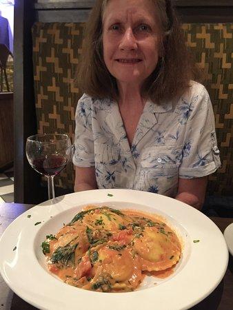 Da Vinci's Italian Grill: Ravioli alla Saverio