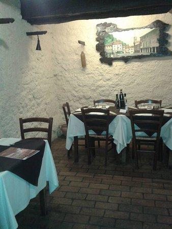 Борго-Маджоре, Сан-Марино: Angolo delizioso per avere un pò di privacy...