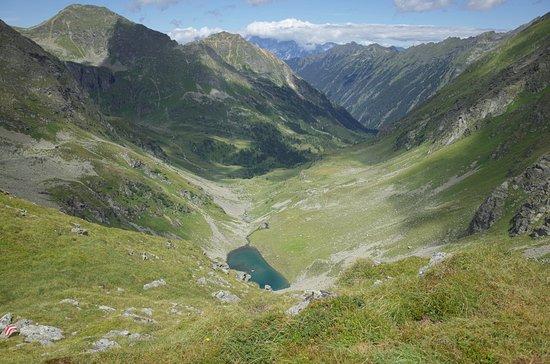 St. Michael im Lungau, Österrike: Lignitzhöhe mit Blick in die die Steiermark