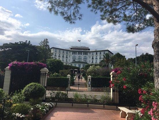 Grand Hotel Cap St Jean Ferrat