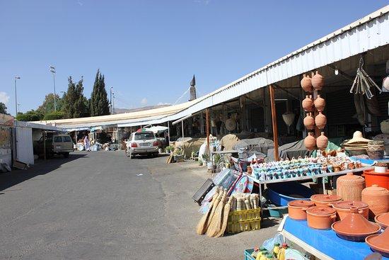 عسير, المملكة العربية السعودية: al tholta market , Abha