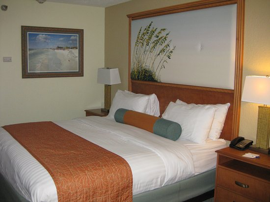 BEST WESTERN PLUS Siesta Key Gateway: The world's most comfortable bed