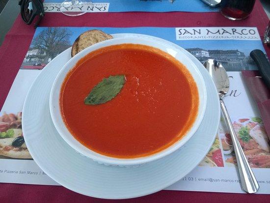 San Marco: Tomato soup