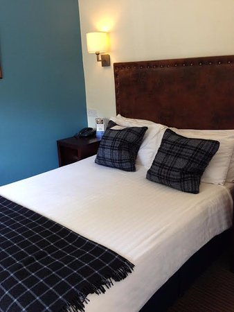 Grantown-on-Spey, UK: Bedroom 101