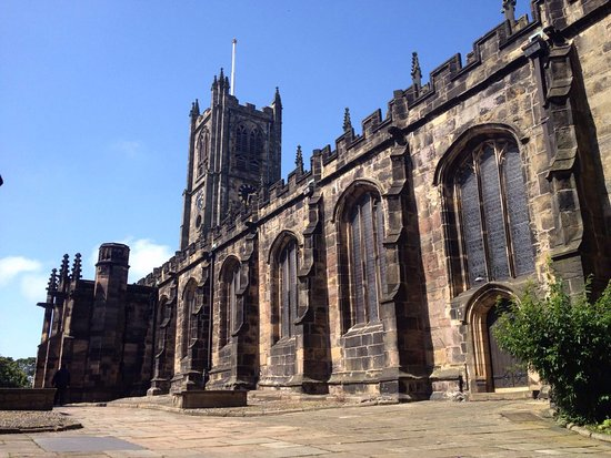 Lancaster, UK : The priory