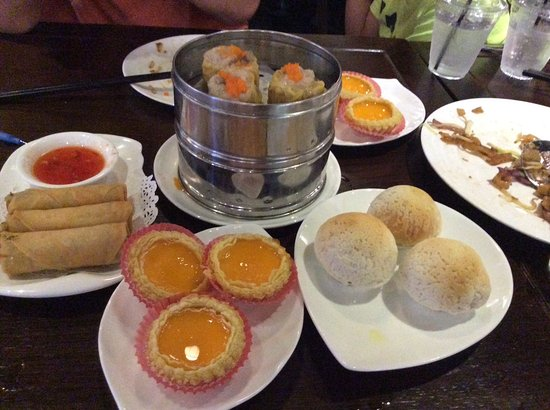 Dim Sum From China Republic