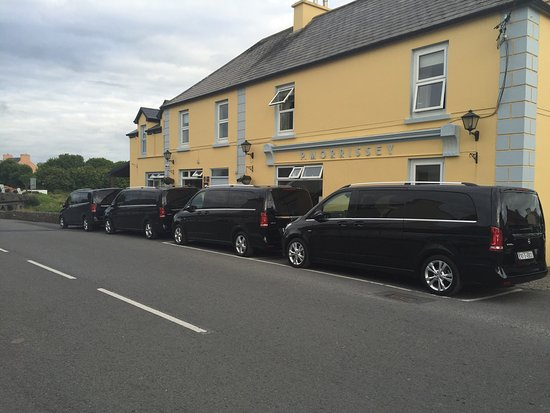 Doonbeg, Ireland: Excellent food. Ate there twice and was blown away by the excellent staff and great food