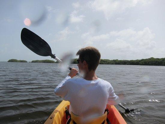 Kralendijk, Bonaire: Kayaking