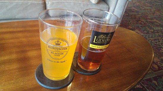 Cleobury Mortimer, UK: Tastes like summer 😍