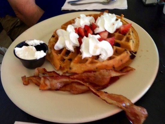 Hingham, MA: Waffle