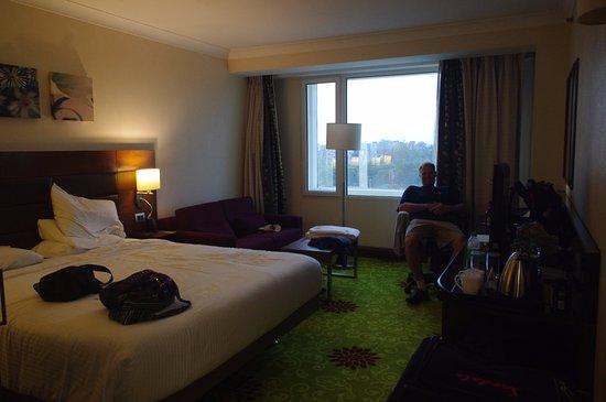 Hilton Garden Inn New Delhi / Saket: comfortable bed