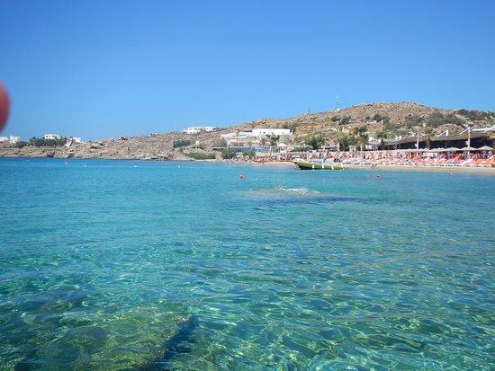 Paradise Beach: belleza imperdible