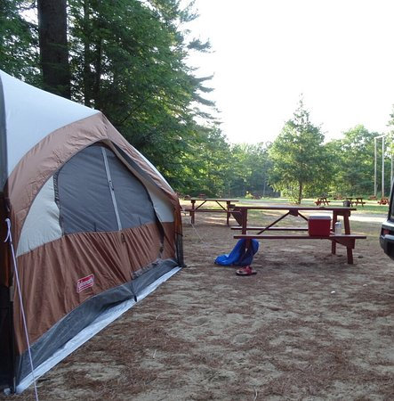 Old Orchard Beach Campground : Black Forest en temps calme