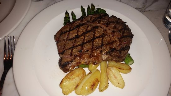 Lake Forest, IL: Rib Eye Steak