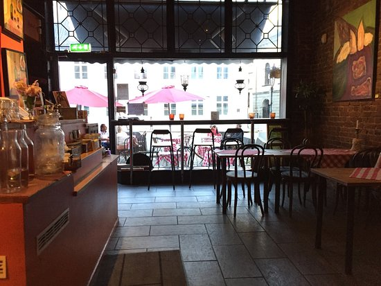 Pygmalion : Cosy vegetarian friendly restaurant in Bergen