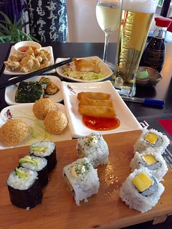 Veenendaal, Países Bajos: Delicious Japanese food ! Friendly staff. And value for money. 24-07-2016 Sundayevening.