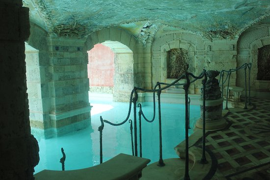 Indoor pool - Picture of Vizcaya Museum and Gardens, Miami ...