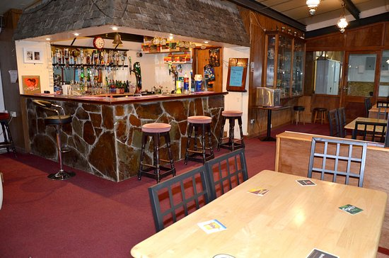 Polgooth, UK: Clubhouse Bar