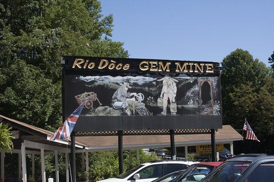 ‪‪Spruce Pine‬, ‪North Carolina‬: Spruce Pine Gem Mine‬
