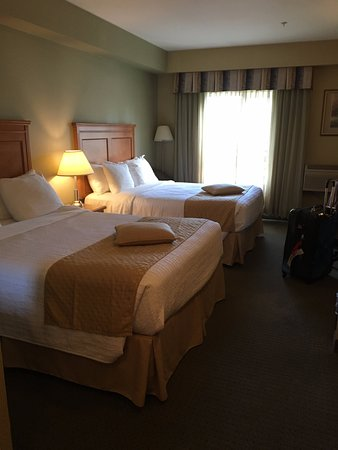 Best Western King George Inn & Suites: large room - very comfortable