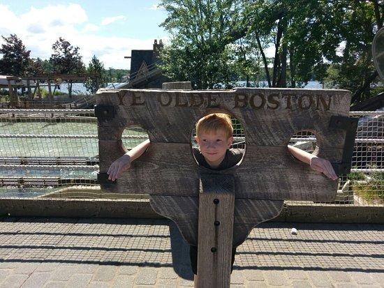 Salem, Nueva Hampshire: Canobie Lake Park