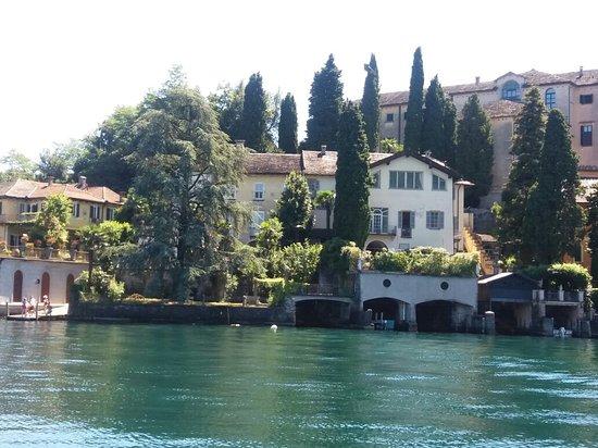 San Giulio Island: 20160718_115541_large.jpg