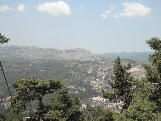 Колимбия, Греция: View