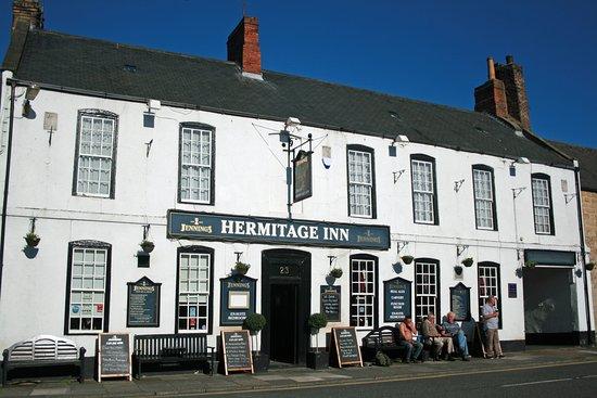 The Hermitage Inn, Warkworth, Northumberland