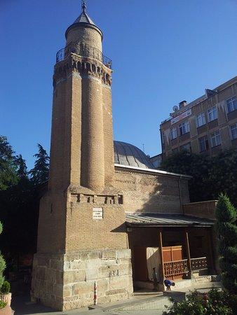 Meram, Turquia: hoca hasan camii (23.07.2016- konya)