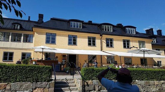 Hotel Skeppsholmen: 20160722_154642_large.jpg