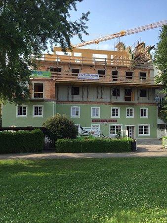 Tulln, Autriche : Extent of construction