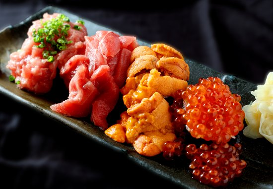 Isesaki, Japonia: のっけ寿司