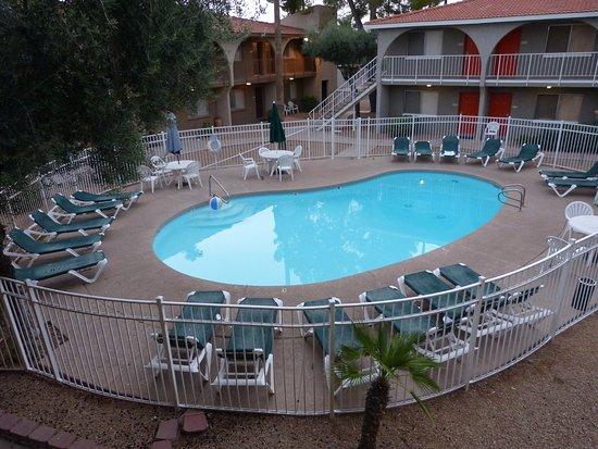 Hospitality Suite Resort: hôtel Hospitality Suites 3* à Scottsdale.